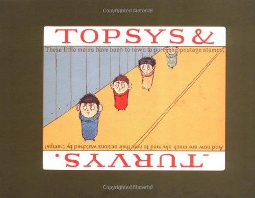 9780804815512: Topsys & Turvys (No.1)