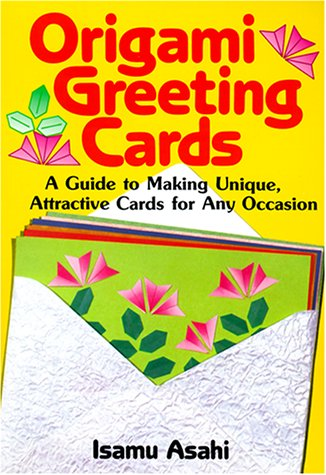 9780804815871: Origami Greeting Cards