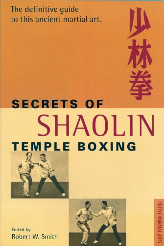 9780804816304: Secrets of Shaolin Temple Boxing