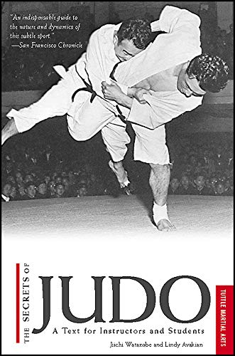 9780804816311: The Secrets of Judo: A Text for Instructors and Students: Test for Instructors and Students
