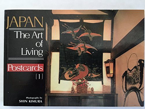 9780804816991: Japan: The Art of Living Postcards 1
