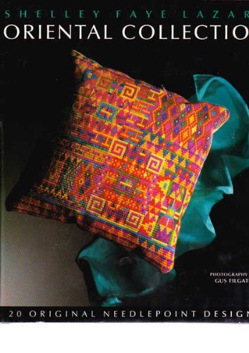 9780804818490: Shelley Faye Lazar's Oriental Collection: 20 Original Needlepoint Designs