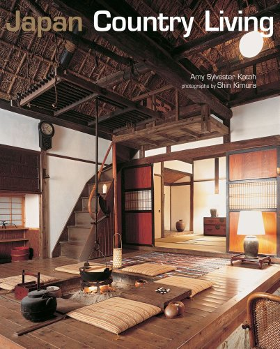 9780804818582: Japan Country Living: Country Living - Spirit, Style, Tradition