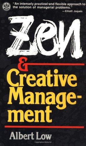 9780804818834: Zen & Creative Management