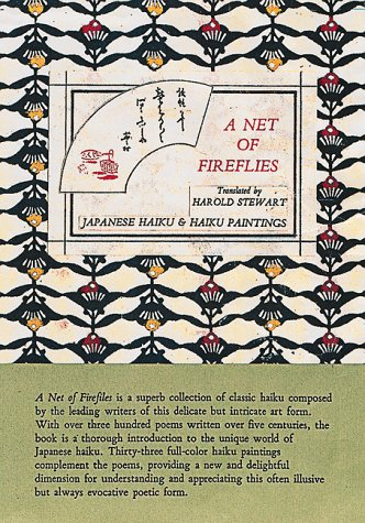 9780804818940: A Net of Fireflies: Japanese Haiku and Haiku Paintings