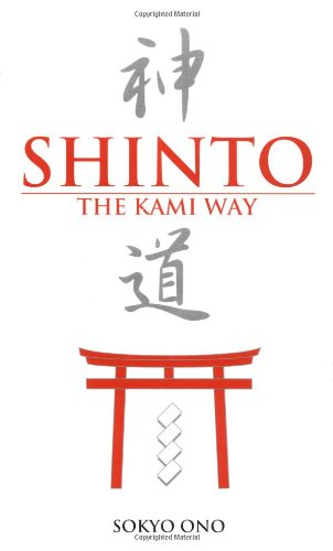 9780804819602: Shinto the Kami Way
