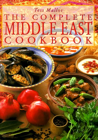 9780804819824: The Complete Middle East Cookbook