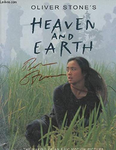 The Making of Oliver Stone's Heaven and Earth (SIGNED): Singer, Michael