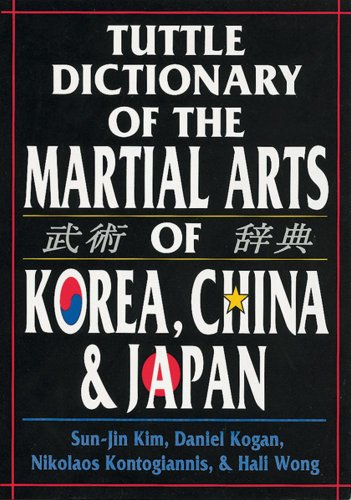 Tuttle Dictionary of the Martial Arts of: Sun-Jin Kim