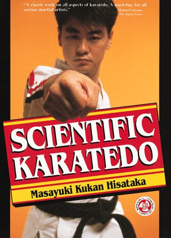 9780804820196: Scientific Karatedo - Karate do