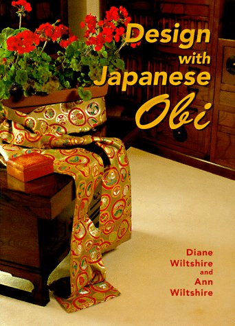 9780804820707: Design With Japanese Obi
