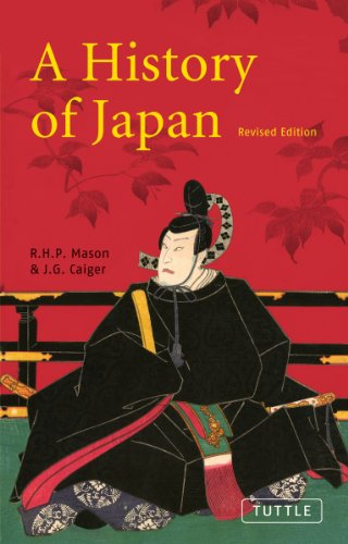 9780804820974: A History of Japan: Revised Edition