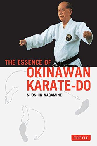 9780804821100: The Essence of Okinawan Karate-Do