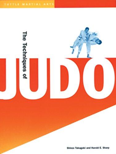 9780804821124: The Techniques of Judo (Tuttle Martial Arts)