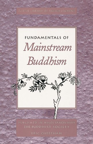9780804830089: Fundamentals of Mainstream Buddhism (Tuttle Library of Enlightenment)