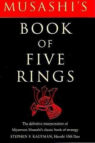 """9780804830201: The Martial Artist's """"Book of Five Rings"""": The Definitive Interpretation of Miyamoto Musashi's Classic Book of Strategy"""