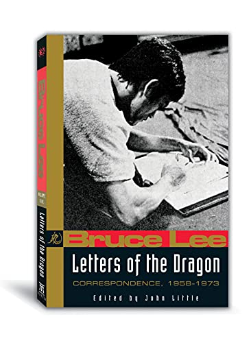 9780804831116: Letters of the Dragon: Correspondence, 1958-73 (Bruce Lee Library)