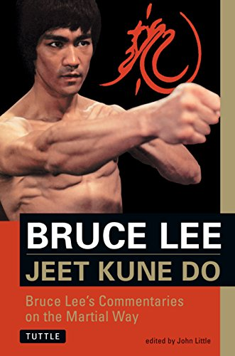 9780804831321: Bruce Lee Jeet Kune Do: Bruce Lee's Commentaries on the Martial Way (The Bruce Lee Library)