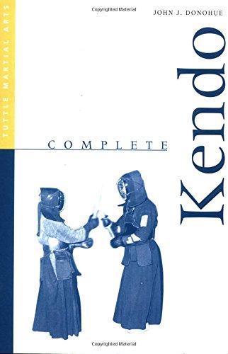 9780804831482: Complete Kendo (Complete Martial Arts)