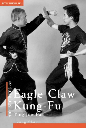 9780804832151: The Secrets of Eagle Claw Kung Fu: Ying Jow Pai