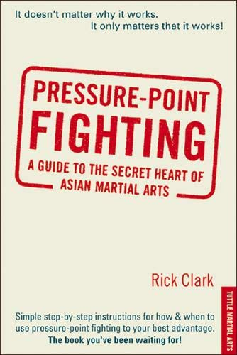 9780804832175: Pressure-point Fighting: A Guide to the Secret Heart of Asian Martial Arts