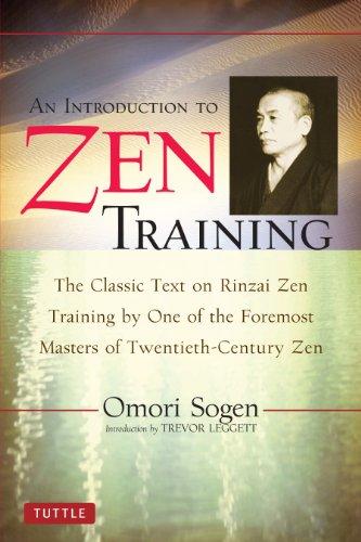9780804832472: An Introduction to Zen Training: A Translation of Sanzen Nyumon