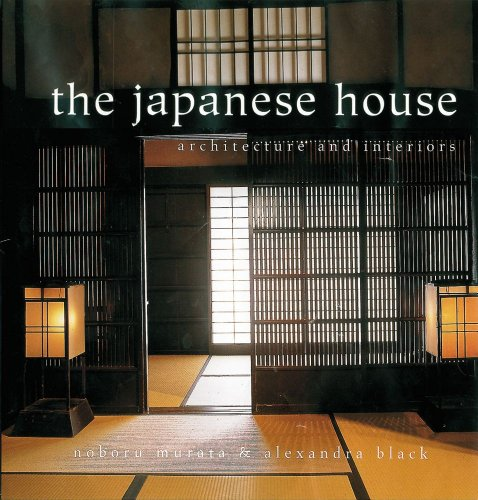 9780804832625: The Japanese House: Architecture and Interiors