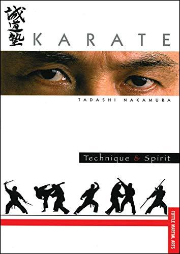9780804832823: Karate: Technique and Spirit