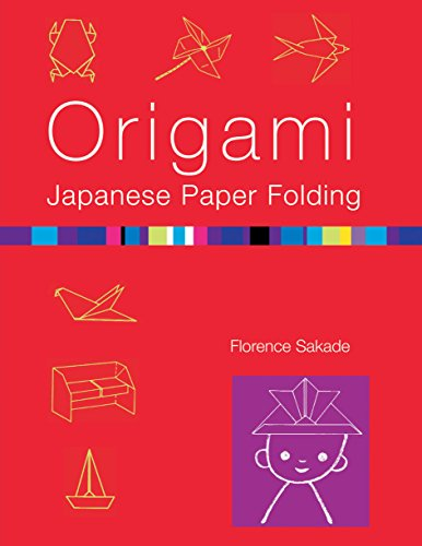9780804833080: Origami: Japanese Paper-Folding: This Easy Origami Book Contains 50 Fun Projects and Origami How-to Instructions: Great for Both Kids and Adults
