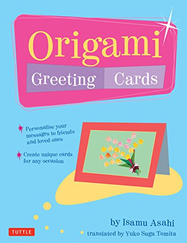 9780804833141: Origami Greeting Cards
