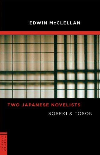 9780804833400: Two Japanese Novelists: Soseki & Toson (Tuttle Classics)