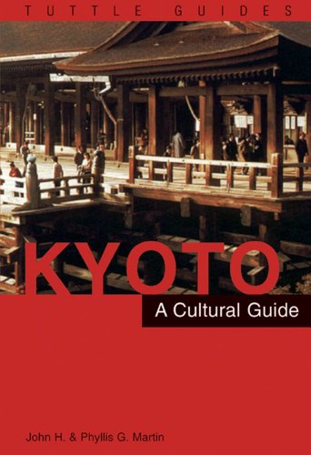 9780804833417: Kyoto a Cultural Guide (Tuttle Guides)
