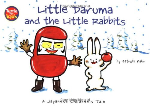 9780804833493: Little Daruma and the Little Rabbits: A Japanese Children's Tale