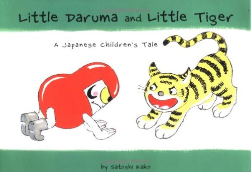 9780804833509: Little Daruma and Little Tiger: A Japanese Children's Tale