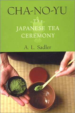 9780804834070: Cha-No-Yu: Japanese Tea Ceremony