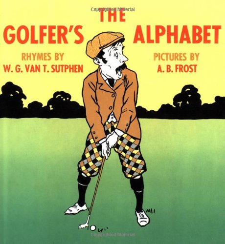 9780804834599: The Golfer's Alphabet