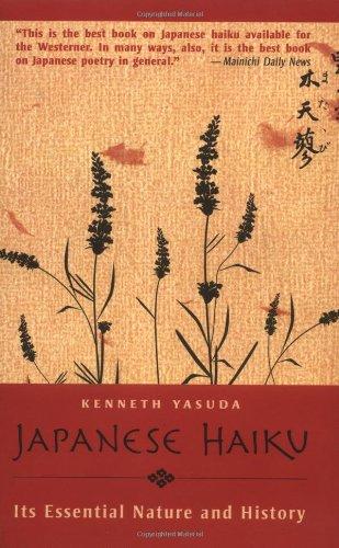 9780804834605: The Japanese Haiku