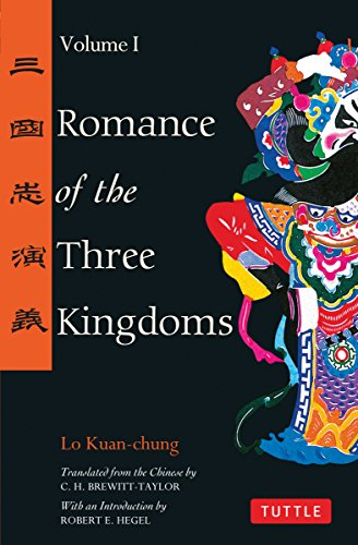 9780804834674: Romance of the Three Kingdoms, Vol. 1