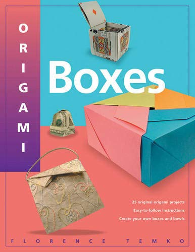9780804834957: Origami Boxes: [Origami Book, 24 Projects]