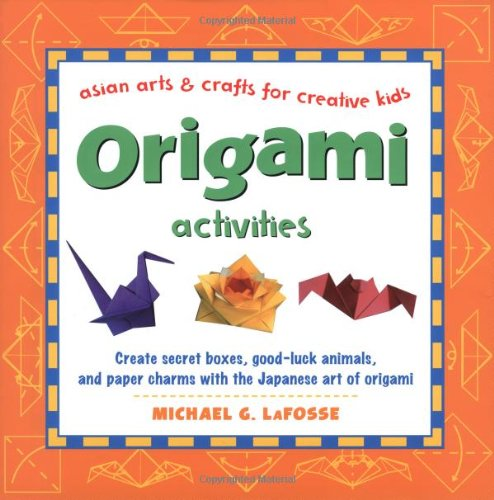 9780804834971: Origami Activities (Asian Arts and Crafts For Creative Kids)