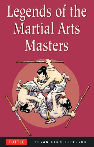 9780804835183: Legends of the Martial Arts Masters