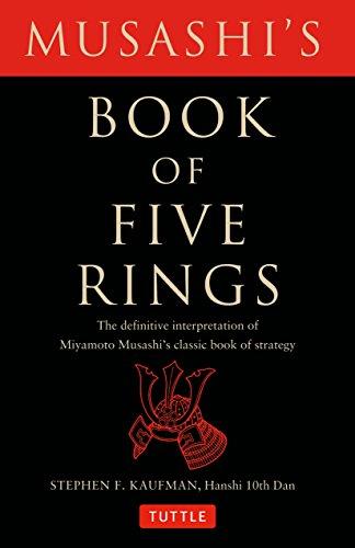 9780804835206: Musashi's Book of Five Rings: The Definitive Interpretation of Miyamoto Musashi's Classic Book of Strategy