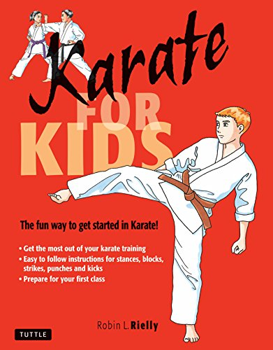 9780804835343: Karate for Kids