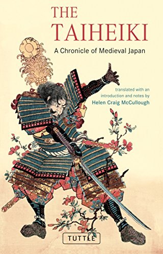 9780804835381: The Taiheiki: A Chronicle of Medieval Japan