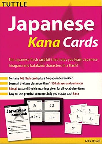 9780804835503: Kana Cards