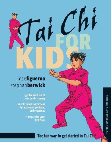 Tai Chi for Kids: Figueroa, Jose