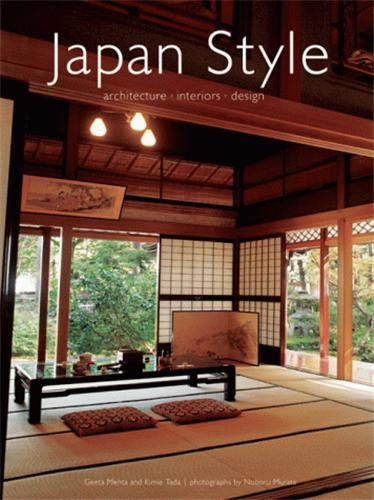 9780804835923: Japan Style: Architecture Interiors Design