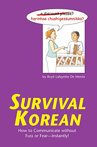 9780804835978: Survival Korean: How to Communicate without Fuss or Fear - Instantly! (Survival Series)