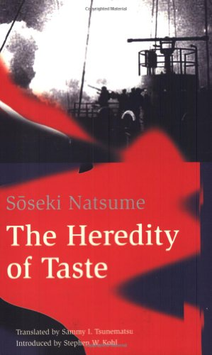 9780804836029: Heredity Of Taste (Classics of Japanese Literature)