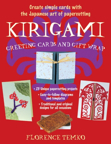9780804836067: Kirigami Greeting Cards and Gift Wrap